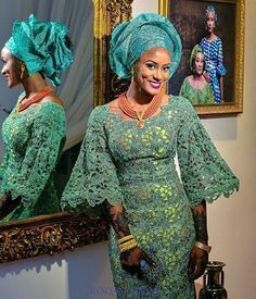 Stunning Bride #asoebispecial #asoebi #speciallovers #wedding #makeover #hausa…