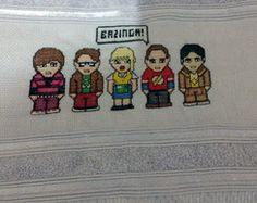 Toalha de Banho The Big Bang Theory