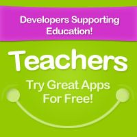 App Evaluation Program for Schools - educators encouraged to apply to test Happi Papis and other developers high quality learning apps for free (roughly apps every month). School Stuff, Learning Apps, Technology Integration, Educational Websites, Classroom Fun, Teacher Resources, Teaching, Free Apps, Kids