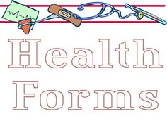 Follow link to open PDF version of Northwest's Health Form