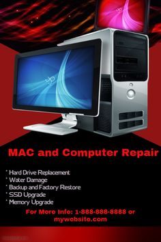 Image result for computer repair Flyers   fliers ads   Pinterest ...