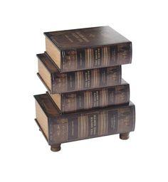 Κομοδίνο COMMODE 'BOOKS' 3-50-939-0001- ElectroStudio
