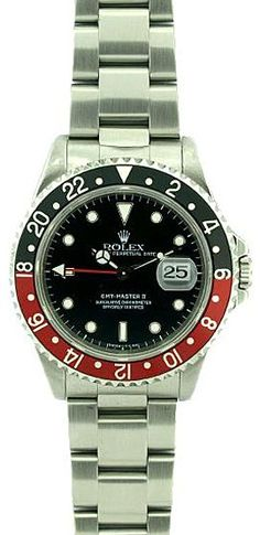 Rolex GMT Master II Men's Stainless Steel #Watch