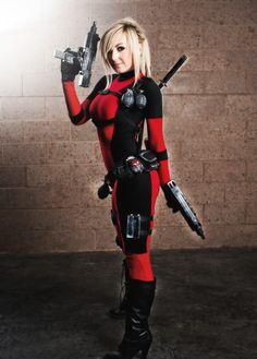 Ms. Deadpool [BATMAN]