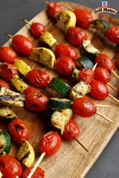 This easy summer recipe delivers big flavor to grilled vegetable skewers. Combine mix with oil and white wine vinegar to infuse the classic flavors of basil, garlic and balsamic vinegar into everything from grilled asparagus to zucchini. A perfect summer cookout appetizer recipe the crowd is sure to love.