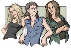 SPN: The Roadhouse Crew