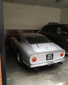 Argento.  #Ferrari #275 #GTB by 458mrp