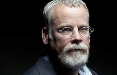Michael Connelly - Powerful police procedurals, gotta love that Harry Bosch. Plus he stole my haircut. Google Search