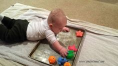 34 Creative Play Activities for Babies Under 1 Year                                                                                                                                                                                 More