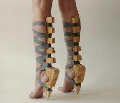 high heel air force ones