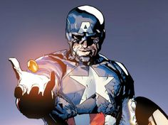 Captain America - AVENGERS (2012) #33