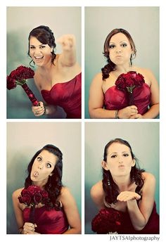 Bridesmaid fun - this would be fun to have on my desk :)