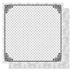 Best Creation Inc - Wedding Day Collection - 12 x 12 Double Sided Glittered Paper - Happiness