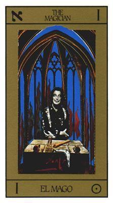 Dalí. Tarô