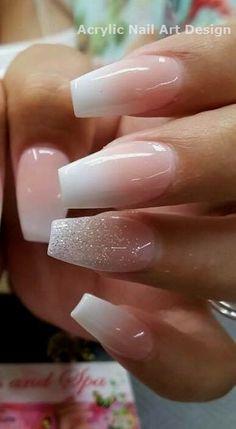 nail polish ideas for winter . nail polish ideas for spring . nail polish ideas for summer . Acrylic Nails Coffin Short, Simple Acrylic Nails, Summer Acrylic Nails, Best Acrylic Nails, Coffin Nails, Summer Nails, Acrylic Art, Spring Nails, Nagellack Design