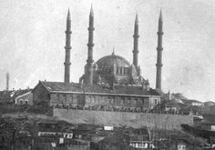 1912yılı selimiye cami