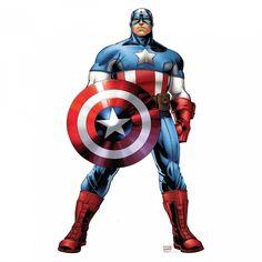 CaptainAmerica_AvengersAssemble_promo.jpg (1002×1002)