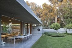 An Architect's Bright and Airy Family Home Thrives Within a Brutalist Concrete Structure - Photo 1 of 13 - Dwell