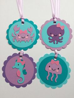 Hey, I found this really awesome Etsy listing at https://www.etsy.com/ca/listing/273740742/12-under-the-sea-favor-tags-under-the