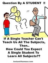 Teacher-Student jokes - question by a student ! if a single teacher can Funny Shit, Very Funny Jokes, Crazy Funny Memes, Really Funny Memes, Funny Relatable Memes, Funny Facts, Hilarious Memes, Weird Facts, Minion Humour