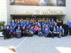 UNION MUSICAL SANTA CECILIA DE ENGUERA PRIMER PREMIO Y MENCION DE HONOR EN EL CERTAMEN DE BANDAS DEL PALAU DE LA MUSICA