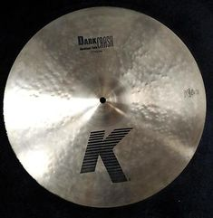 "Zildjian K 17"" crash"