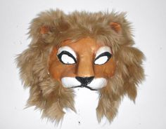 106 best lion king costumes images on pinterest lion king play diy lion mask solutioingenieria Choice Image