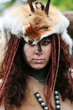 Animal shaman, via Flickr.
