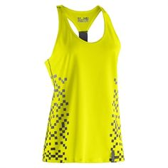 Under Armour® HeatGear® Run Sheer Racerback Tank #VonMaur #Activewear #UnderArmour