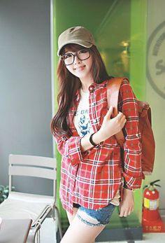 kim shin yeong glasses - Google Search