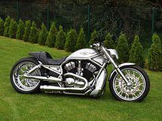 '03 Harley-Davidson VRSCA V-Rod | Fredy.ee #harleydavidsoncustommotorcyclesvrod