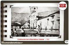 Resumen de Noticias: Fotos Históricas   Plaza Bolívar