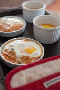 Italian Baked Eggs by natalia