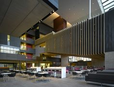 John Henry Brookes and Abercrombie Building / Design Engine