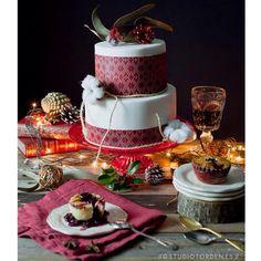 Cake christmas , tarta Navidad  #madewithstudio