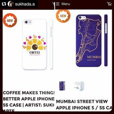 Our latest designer @sukhada.a :) :) Check out 2 of my designs featured on @colorpur Currently available to buy on colorpur.com and Amazon. #colorpur #designproducts #coffee #mumbai #graphicdesign #makeithappen