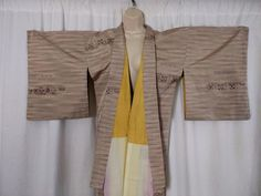 TRADITIONAL Authentic KIMONO - STUNNING - Japanese Import - Womens Top  FREE P&P
