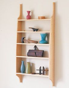 Weekend Project: A Shaker-Inspired Wall Shelf - Fine Woodworking Article