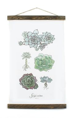 Love the design on this wall hanging.
