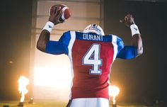 What's new at the stadium? Montreal Alouettes, Whats New, True Love, Football, Real Love, Soccer, Futbol, American Football, Soccer Ball