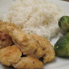 """Quick Lemon Dijon Chicken 
