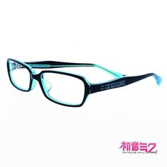 From the high-quality Japanese eyewear brand Washin Palette comes these exceptionally crafted collaborative computer glasses thoughtfully designed after Hatsune Miku V4X. Each pair has been carefully made in Japan and will last years with proper care.  To reduce eyestrain they're equipped with lenses that cut blue light emitted by LED TVs, LED lights, smartphones, tablets, and computer monitors. T... #tokyootakumode #cosplay #Hatsune_Miku #Vocaloid