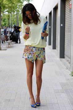 Bershka Multicolor Ethnic Embroidered Print Asymmetrical Skort  # #Farabian #Summer Trends #Women's Fashion Bloggers #Best Of Fashion Bloggers  #Bershka #Skort Asymmetrical #Asymmetrical Skorts #Asymmetrical Skort Multicolor #Asymmetrical Skort Bershka #Asymmetrical Skort Embroidered Print #Asymmetrical Skort Ethnic #Asymmetrical Skort Clothing #Asymmetrical Skort 2014 #Asymmetrical Skort OOTD #Asymmetrical Skort How To Wear