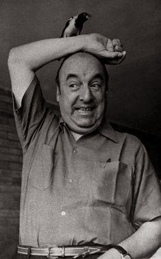 Pablo Neruda por Zélia Gattai