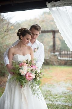 Farm Wedding Inspiration at Serenbe - www.theperfectpalette.com - For the Love of Juneau Photography, Holly Bryan Floral and Botanical Design, Serenbe GA