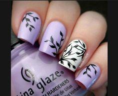 Decori ispirati alla natura, alle foglie..tante foglie!  #foliage#nails