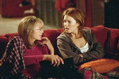 """Mandy Moore with Diane Keaton in """"Because I Said So"""""""