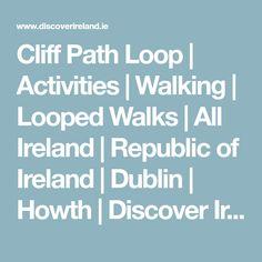 Cliff Path Loop | Activities | Walking | Looped Walks | All Ireland | Republic of Ireland | Dublin | Howth | Discover Ireland