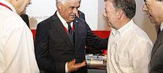 Presidente Juan Ml Santos agradece apoyo IS a proceso de PAZ Colombia; envía salutación al Presidente Danilo Medina