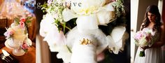 Rustic Chic Wedding at Abbey Farms   Pink and Ivory Wedding Flowers   Naperville Wedding Florist